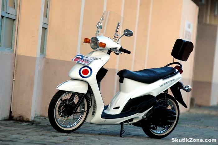 Modifikasi Mio Retro Modifikasi Motor Kawasaki Honda Yamaha