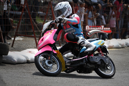 Kumpulan Foto Balap Matic LA Light Road Race Indramayu West Java ...